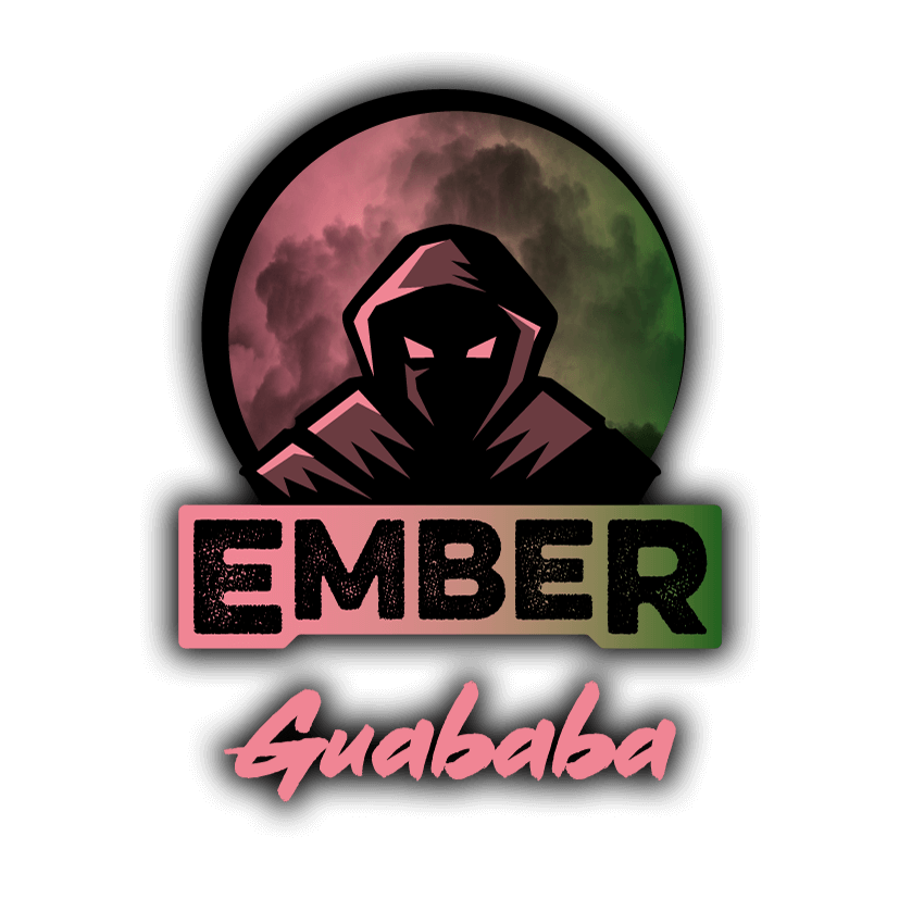 Guababa Ember Flavours Logo