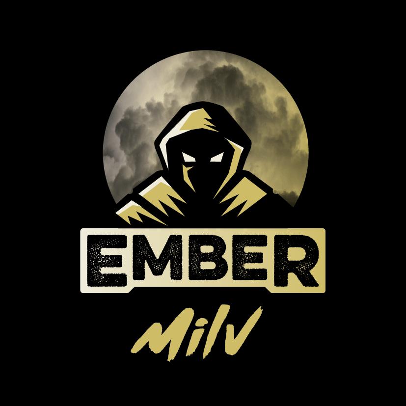 MilV Ember Flavours Logo