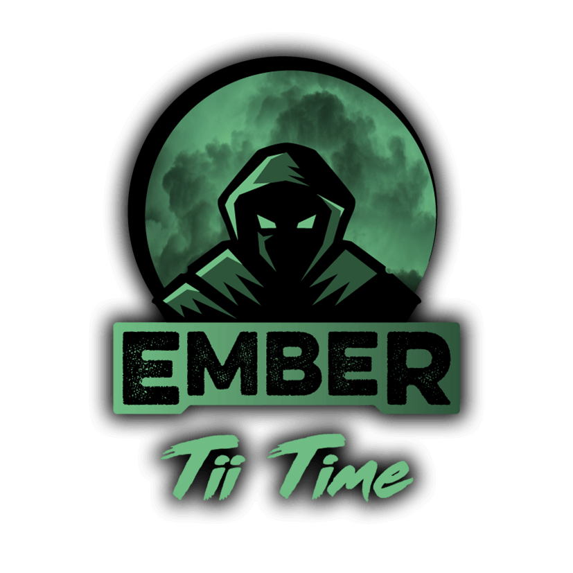 Tii Time Ember Flavours Logo