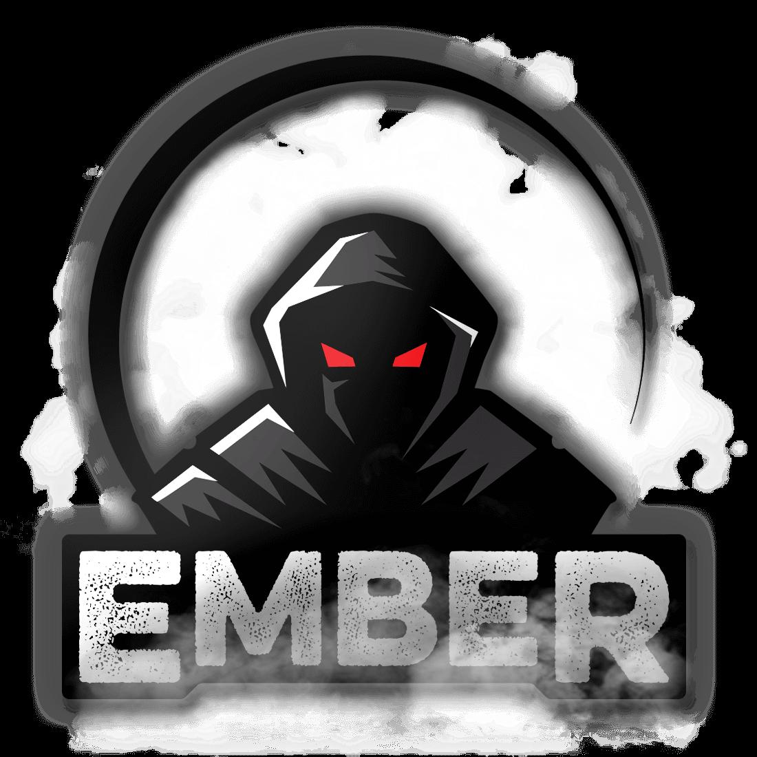Ember Logo Neutral Smokedark